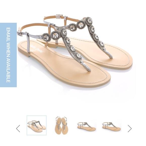 8d5faa91eae1 Bella Belle Shoes - Bella Belle Wedding Sandals - Helia